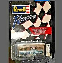 NASCAR Sterling Marlin #40 and Revell Morgan Shepherd #75 AA19-NC8024 image 2