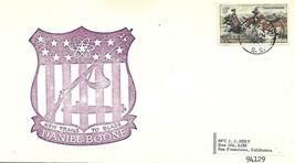 DANIEL BOONE (SSBN-629) 4 Jul 1964 PM Charleston SC Ships Crest Cachet - $3.47