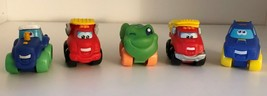 Toy Lot for Young Children - Tonka Toy Trucks Lot of 5 - $11.75