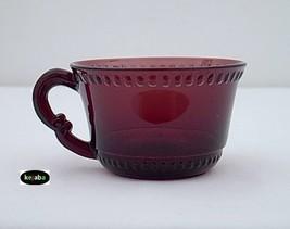 Paden City Gadroon Amethyst Cup - $23.50
