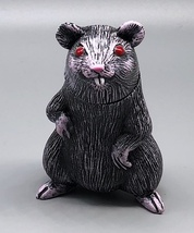 Max Toy Dry-Brush Oh-Nezumi Rat/Mouse Handpainted by Mark Nagata - Extremely Lim image 1