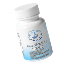 NEURO BOOST IQ Brain Supplement Nootropics Booster 100% Natural Memory Helper - $35.99