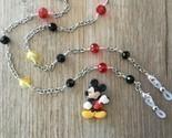 Mickey Inspired Glasses Chain, Mask Holder, Eyeglass Necklace, Sunglasses Strap