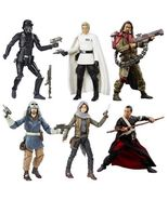 Star Wars The Black Series 6-Inch Action Figure Wave 10 - $132.29