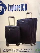 Samsonite Explore Eco 2-piece Softside Set, Carry-On, Luggage Blue - $100.00