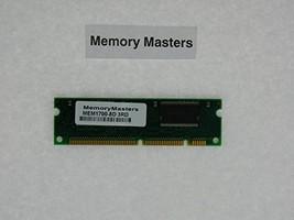 MEM-1700-8D 8MB Memory Dram Dimm for Cisco 1700 Series(MemoryMasters)