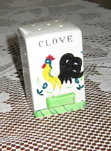 Clove Spice Shaker-Chanticleer/Rooster-Japan-1940's - £4.60 GBP