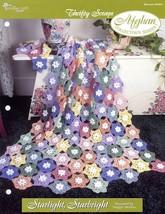 Starlight Starbright Thrifty Scraps Afghan TNS Crochet Pattern/Instructions NEW - $5.37