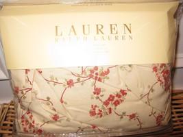 Ralph Lauren MIRABEAU PAISLEY King Bedskirt NIP - $53.15