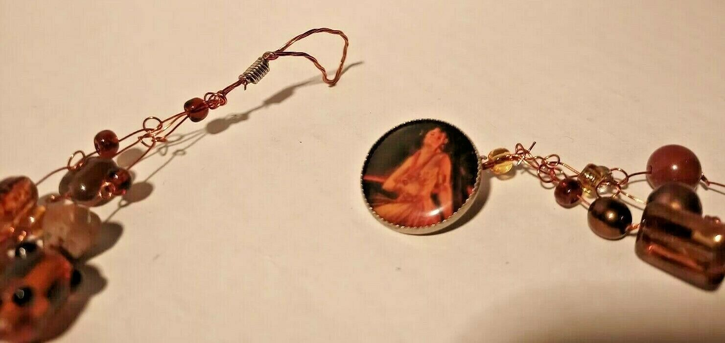 Unique 3 Strand Treasure Necklace w/ Pearls Stones Murano Glass and MUCH MORE! image 11