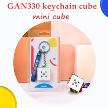 GAN330 keychain cube 3x3x3 magic cube 3x3 speed cube puzzle gans 3x3x3 cube GAN - $15.66
