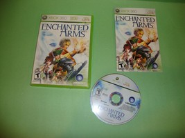 Enchanted Arms (Microsoft Xbox 360, 2006) - $7.62
