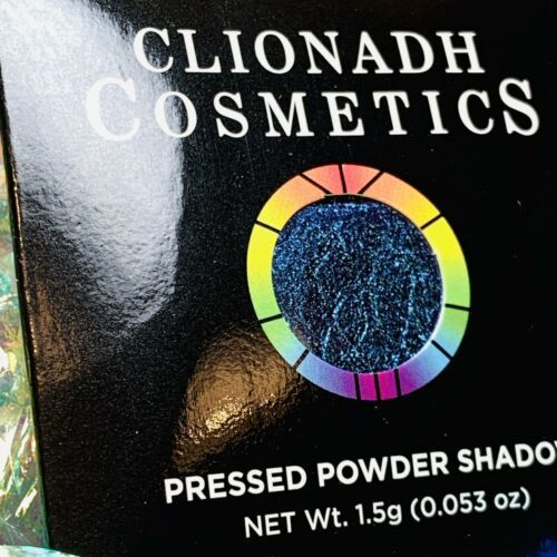 NWT NIB Clionadh Cosmetics JEWELLED MULTICHROME SINGLE PAN *1 SHADE* Oculus