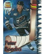 1997-98 Pacific Slap Shots Die-Cuts #12C Peter Bondra (1 in 73)! - $2.99