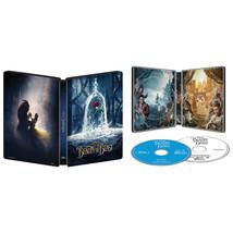 Disney Beauty and The Beast Best Buy Steelbook [Blu-ray + DVD + Digital) - $19.95