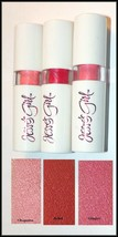 NEW & SEALED 2X Jesse's Girl Lip Popping Color Lipstick Cleopatra Ginger... - $6.95