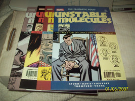 Fantastic Four - Unstable Molecules #1-4 (Complete MINI-SERIES) - $12.00