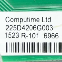 WR55X11033 GE Board Main Combined Hmi OEM WR55X11033 - $232.60