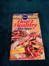 pillsbury classic cookbook heart healthy recipes booklet - $14.99