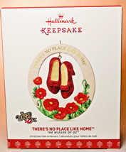 Hallmark: There's No Place Like Home - Wizard of Oz - 2017 Keepsake Orna... - $13.89