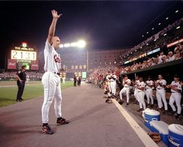 Cal Ripken 2131 Game TKK Vintage 24X30 Color Baseball Memorabilia Photo - $41.95