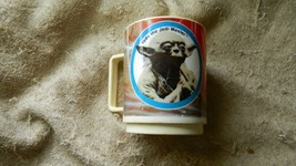 STAR WARS THE EMPIRE STRIKES BACK YODA THE JEDI MASTER CUP 1980 FREE USA... - $12.19