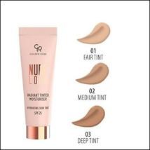 Golden Rose Nude Look Radiant Tinted Moisturiser SPF25  Protection for Skin - $13.99