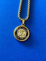 Louis Vuitton Pendant on Choker Chain Necklace - $79.00