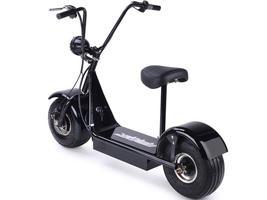 Electric Scooter MotoTec FatBoy 48 Volts 500 Watt Fat Tire Transporter image 3