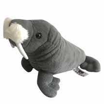 Kinwow Realistic Stuffed Animal Plush Toy, 12 inches Super Soft Wild Wal... - $19.61