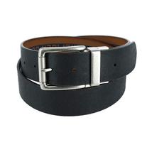 Tommy Hilfiger Men's Premium Logo 38MM Reversible Belt Tan/Black 11TL02XZ47 image 4