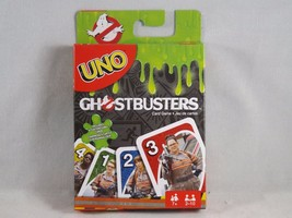 Mattel Games UNO Card Game - New - Ghostbusters - $9.49