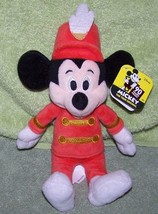 "Disney Mickey the True Original Mouseketeer 8"" Plush NWT - $9.50"