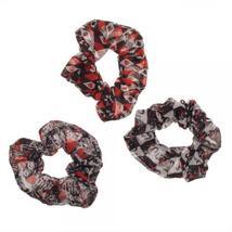 Harley Quinn 3 Pack Scrunchies - $12.00