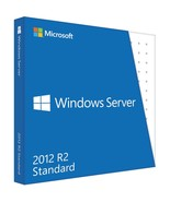 MICROSOF  WINDOWS SERVER 2012 R2 STANDARD 64BIT GENUINE KEY AND DOWNLOAD... - $12.89