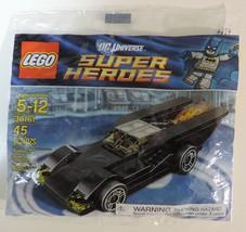 LEGO DC Universe Super Heroes Batman Batmobile Set 30161 - New - $10.00