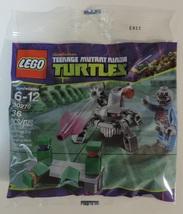 LEGO Teenage Mutant Ninja Turtles TMNT Kraang Laser Turret Set 30270 - New - $5.75