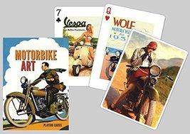 Motorbike Art Playing Cards - $11.49