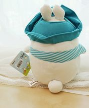 Molang Pirate Stuffed Animal Rabbit Plush Toy 8.6 inches 22cm (Blue) image 7