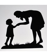 Mother child vinyl wall decal sticker thumbtall