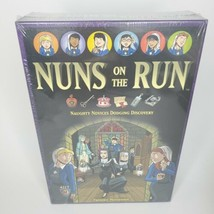 Frederic Moyers Nuns on the Run Naughty Novices Dodging Discovery Mayfai... - $29.05