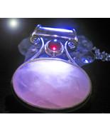 Rose quartz haunted pendant thumbtall