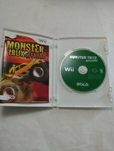 Monster Trux: Offroad (Nintendo Wii, 2008) Racing Trucks Off Road Video ... - $6.00