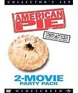 AMERICAN PIE 1 & 2: Unrated 2 Movie Party Pack - NEW 2 DVD - $32.63
