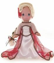 Precious Moments Disney Parks Exclusive Elsa Frozen Princess Christmas D... - $35.49