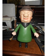 Mr. Magoo Hard Plastic Figure 1958 Five Movable Parts UPA Pictures Inc. ... - $189.75