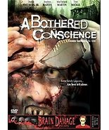 BOTHERED CONSCIENCE - Brain Damage Horror - NEW DVD - $7.29