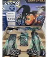 MEON  Light-Up Bike FX Wheel Writer, Light Striper, Gyro Flasher - $19.80