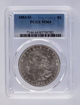 1883-O Silver Morgan Dollar $1 PCGS Graded MS 64 - $173.24