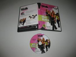 DVD Leslie Sansone's Walk at Home Mini Walks 3 1-Mile Walks - Damaged Case - $23.75